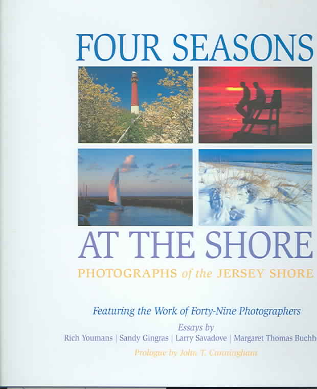 Four Seasons at the Shore By Youmans, Rich (CON)/ Gingras, Sandy (CON)/ Savadove, Larry (CON)/ Buchholz, Margaret Thomas (CON)/ Cunningham, John T. (FRW)